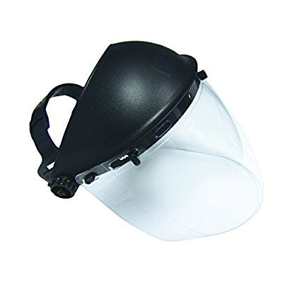 Survival Air Systems 5145 Deluxe Clear Face Shield - Pro Tool Shopper