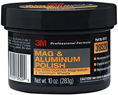 3M 39529 Mag and Aluminum Polish - 10 oz. - Pro Tool Shopper