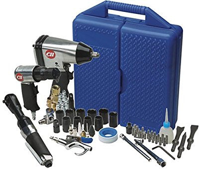 Campbell Hausfeld 62 Piece Air Tool Kit (TL106901AV) - Pro Tool Shopper