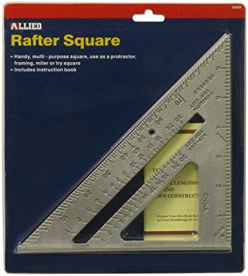 Allied International Al82830 Rafter Square Aluminum - Pro Tool Shopper
