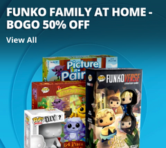 Funko Family at Home Collection Tile