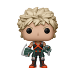 Front image of Katsuki - My Hero Academia pop