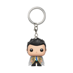 Pocket Pop! Keychain: Supernatural - Castiel with Wings