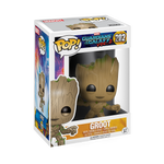 Box image of Groot - Guardians of the Galaxy Vol. 2 pop