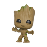 Front image of Groot - Guardians of the Galaxy Vol. 2 pop