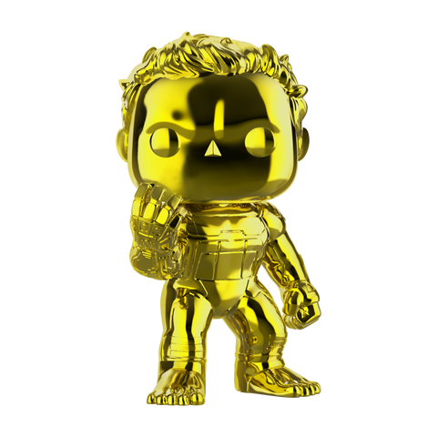 Hulk (Chrome Yellow) - Avengers Endgame
