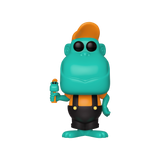 Pop! Ad Icons: PEZ - Mimic the Monkey (Teal)