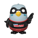 Pop! Icons: NYCC Paulie Pigeon (Black)