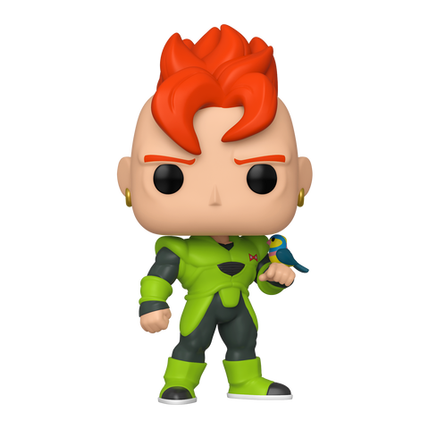 Android 16 - Dragon Ball Z