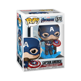 Pop! Marvel: Avengers Endgame - Captain America