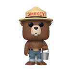 Smokey Bear with Bucket