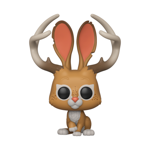 Pop! Myths: Jackalope