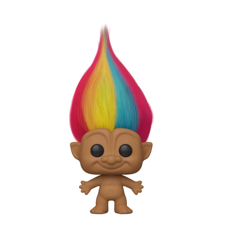 Pop! Trolls: Good Luck Trolls - Rainbow Troll