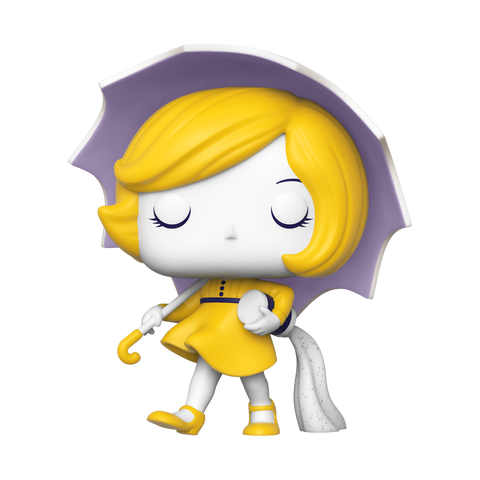 Pop! Ad Icons: Morton Salt Girl