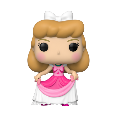 Cinderella in Pink Dress