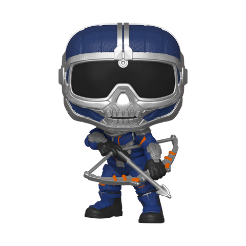Pop! Marvel: Black Widow - Taskmaster with Bow