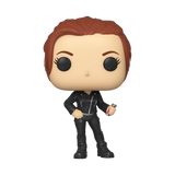 Pop! Marvel: Black Widow - Natasha Romanoff