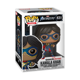 Pop! Games: Marvel Avengers Gamerverse - Kamala Khan