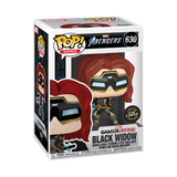 Pop! Games: Marvel Avengers Gamerverse - Black Widow