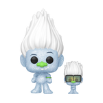 Pop! Movies: Trolls World Tour - Guy Diamond with Tiny