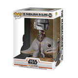 Pop! Star Wars Deluxe: The Mandalorian on Blurrg