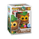 Pop! Ad Icons: Flocked Woodsy Owl