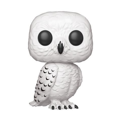 Pop! Harry Potter: Hedwig 10""