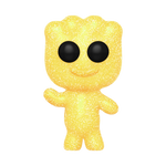 Yellow Sour Patch Kid