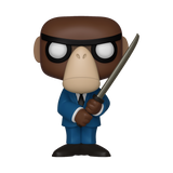 Pop! Funko: Fantastik Plastik - Monkey Assassin
