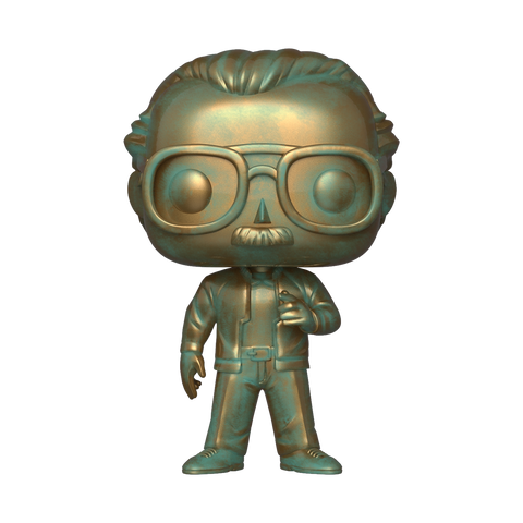 Stan Lee (Patina)