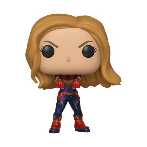 Captain Marvel - Avengers