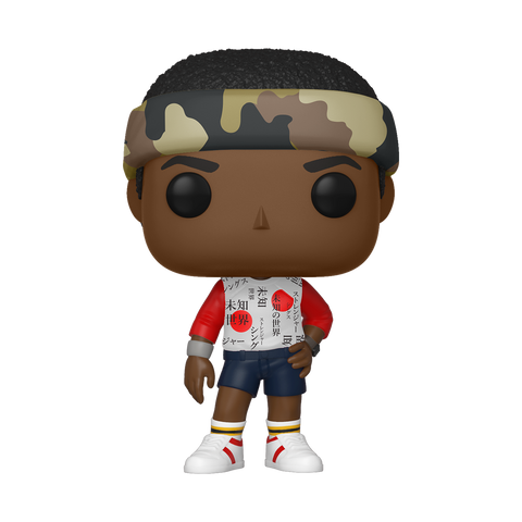 Front image of Lucas - Stranger Things pop