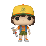 Pop! & Tee: Stranger Things - Dustin & Roast Beef