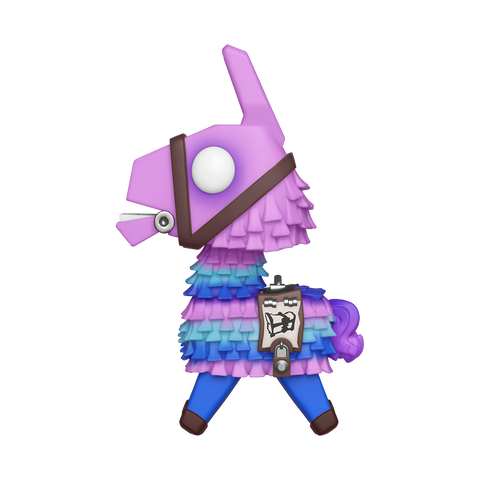 Front image of Loot Llama - Fortnite pop