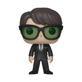 Front image of Artemis Fowl w/ Chase pop chase variant with glasses