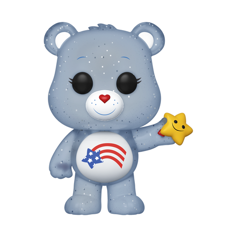 POP! Animation: Care Bears - America Cares Bear