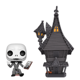 Jack Skellington & Jack's House - The Nightmare Before Christmas