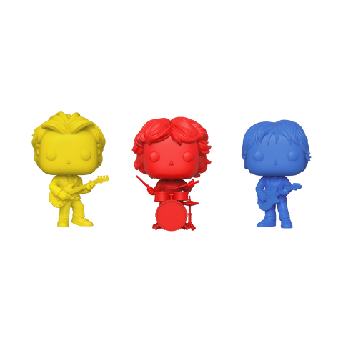 Pop! Rocks: The Police 3-Pack