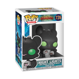 Night Lights - How to Train Your Dragon