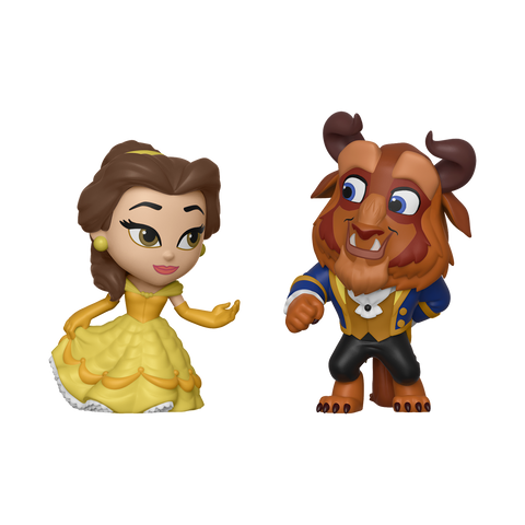 Beauty and the Beast 2-Pack