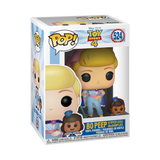 Bo Peep with Officer Giggle McDimples - Toy Story 4