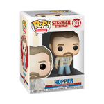 Hopper - Stranger Things