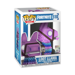 Box image of Loot Llama - Fortnite pop
