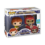 Pop! Disney: Black Cauldron - Taran & Horned King 2-Pack