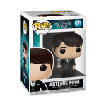 Box image of Artemis Fowl w/ Chase pop
