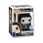 Pop! Television: The Addams Family - Wednesday Adams (Black & White)
