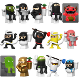 Assortment image of Paka Paka Toilet Ninjas