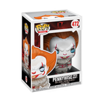 Pennywise with Boat - IT