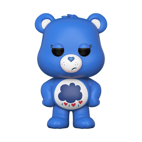 Grumpy Bear - Care Bears