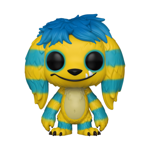 Pop! Monsters: Snuggle-Tooth (Spring)